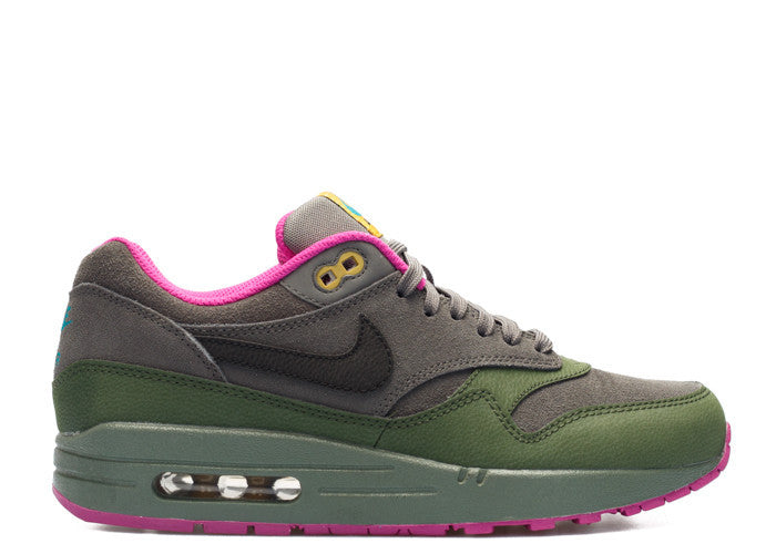 Nike Air Max 1 Pewter Carbon 'Skunk'