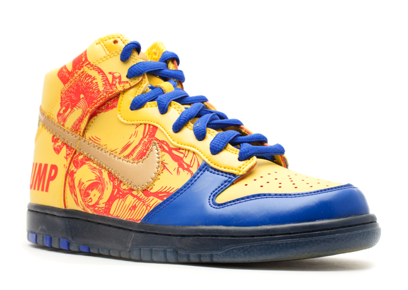 Nike SB Dunk High Doernbecher 2012 (GS)