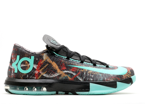 "Nike KD 6 Allstar ""Gumbo League"""
