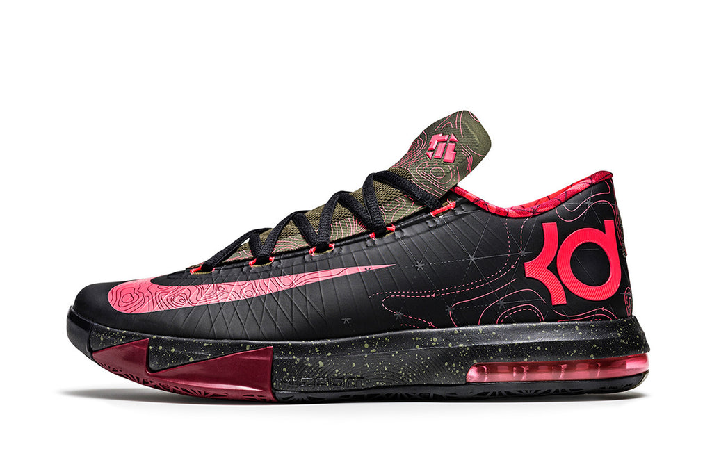 Nike KD 6 Meteorology GS