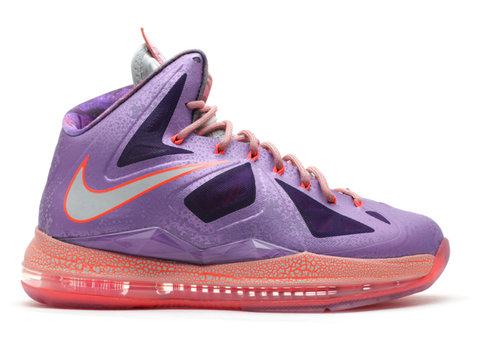 "Nike Lebron X All Star ""Extra Terrestrial"" Mens"