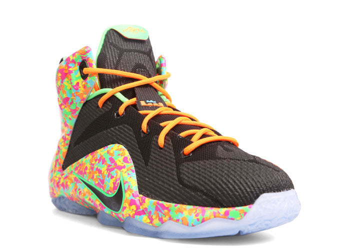 "Lebron XII ""Fruity Pebbles"" GS"