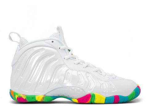 Nike Lil Posite One White Fruity Pebbles GS 2015