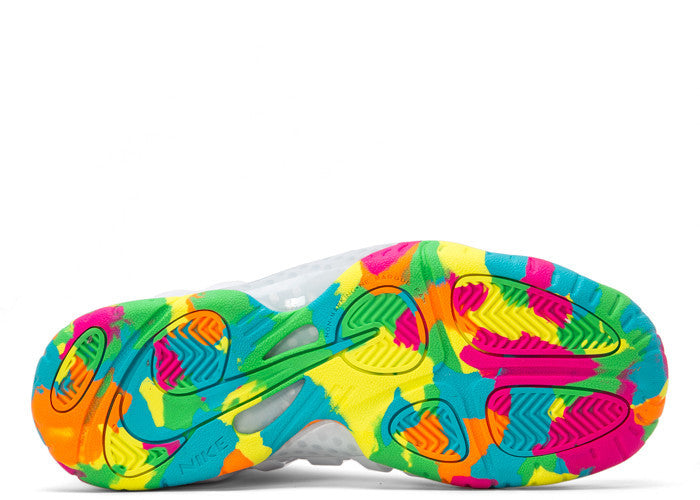 "Nike Lil Posite One ""White Fruity Pebbles"" GS"
