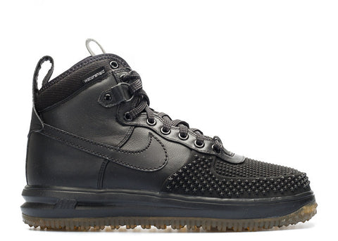 Nike Air Force 1 Duck Boot Black Mens
