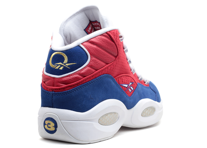 Reebok Question Mid Banner 'Iverson'
