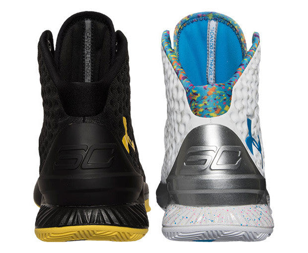Under Armour Curry 1 Championship Pack