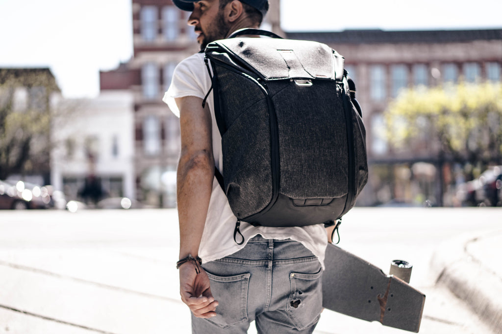 5 Days with IVY: Peak Design Everyday Backpack