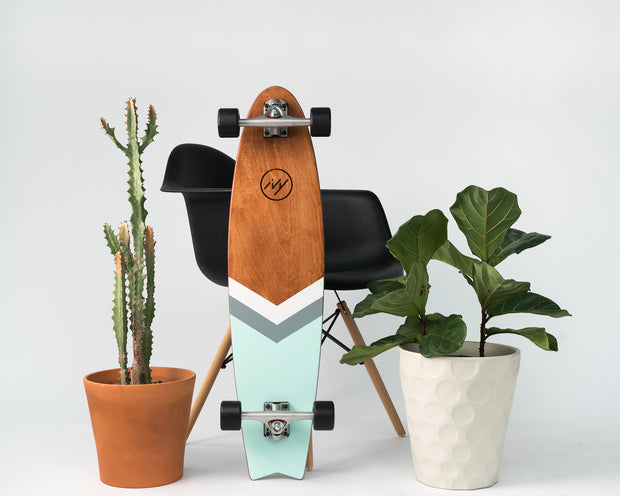 The Chicago Longboard Series - IVY Lifestyle