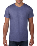 Nice Johnson Men's Lightweight Cotton/Poly Blend SS Tee