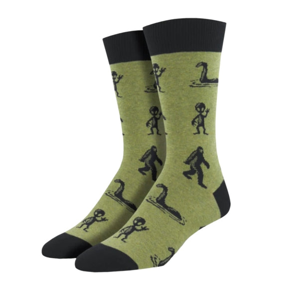 "SockSmith MEN'S ""I'M A BELIEVER"" SOCKS"