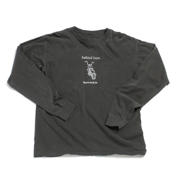 Behind Bars Men's Long Sleeve - dunworkin