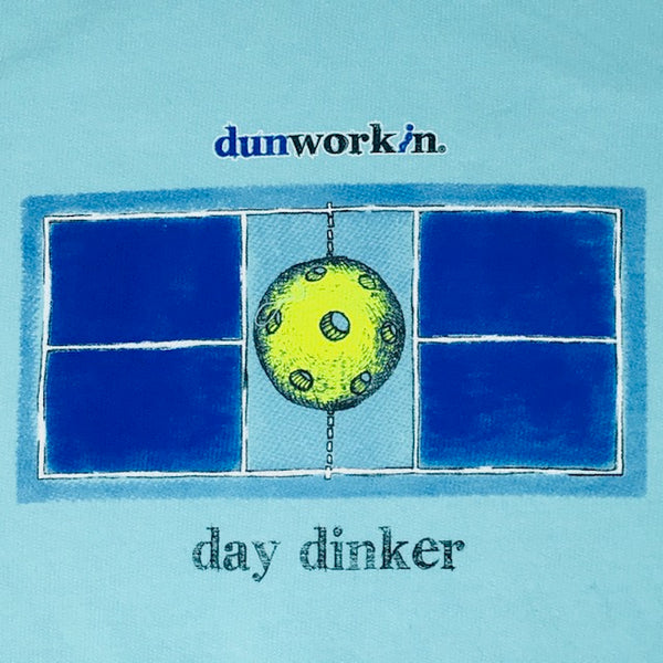 "Day Dinker ""Pickleball"" Unisex French Terry Crew"