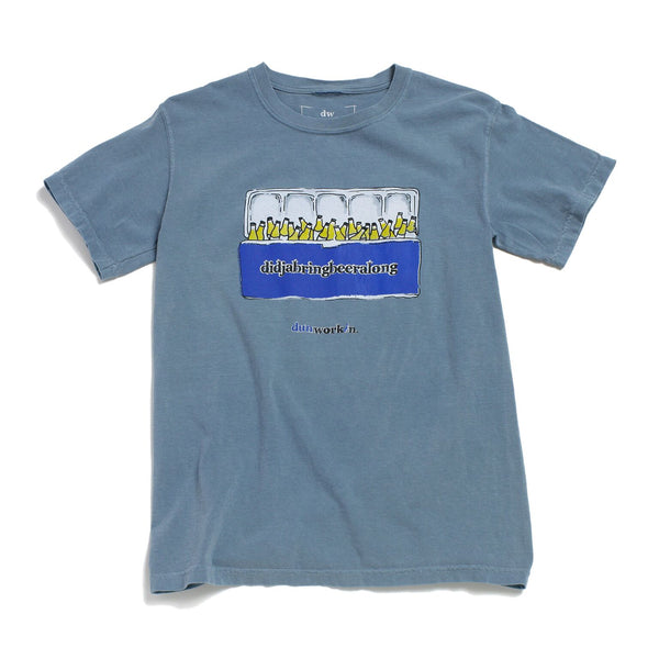 Didjabringbeeralong Men's Short Sleeve Tee - dunworkin