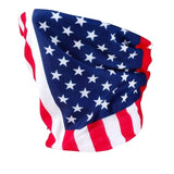 NC Neck Gaiter Stars & Stripes-RWB