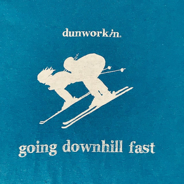 Going Down Hill Fast Mens Long Sleeve Tee
