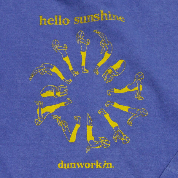 Hello Sunshine Long Sleeve Women's Crew - dunworkin