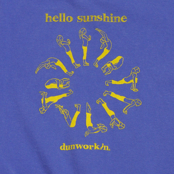 Hello Sunshine Women's V neck - dunworkin