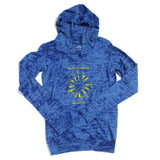 Hello Sunshine Burnout Hoodie Women's - dunworkin