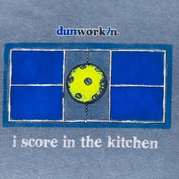 "I Score In The In The Kitchen ""Pickleball"" Men's Short Sleeve Tee"