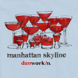Manhattan Skyline Women's - dunworkin