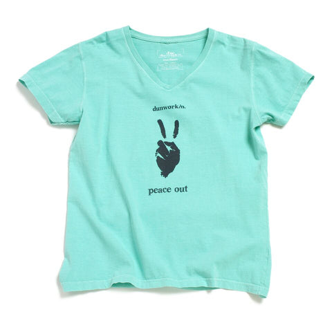 I Wet My Plants Women's V Neck Tee