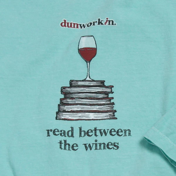 Reading Between The Wines Women's Long Sleeve Women's Crew - dunworkin