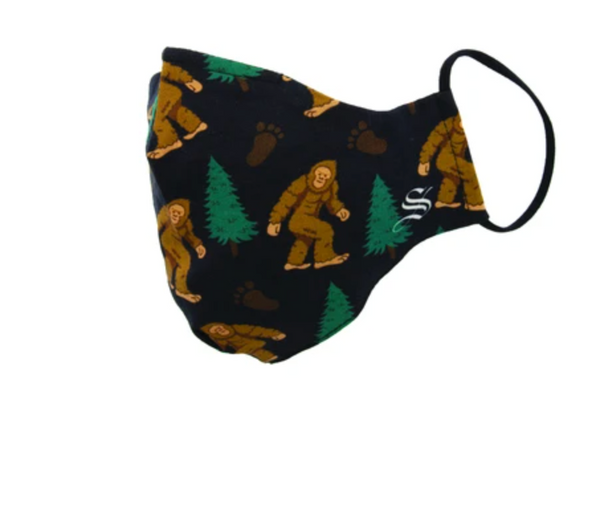 SockSmith Bigfoot Mask