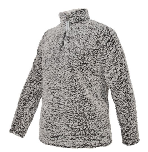 Sherpa Quarter Zip and Full Zip Unisex - dunworkin
