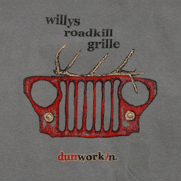 Willys Road Kill Grill Men's - dunworkin