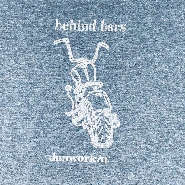 Behind Bars Men's Lightweight Cotton/Poly Blend SS Tee