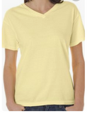 Weed It And Reap Women's SS V Neck - dunworkin
