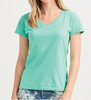 I Wet My Plants Women's V Neck Tee - dunworkin