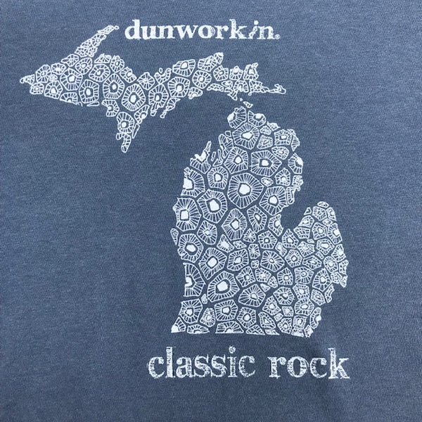 Classic Rock Men's Long Sleeve Tee - dunworkin