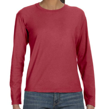 Dunworkin 4x4 Women's Long Sleeve Crew - dunworkin