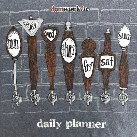 Daily Planner Beertaps Men's