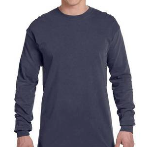 Don't Fret Men's Long Sleeve Tee - dunworkin