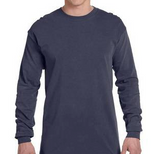 Shotski Mens Long Sleeve Tee - dunworkin