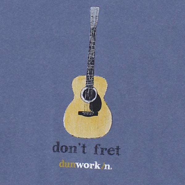 Don't Fret Lightweight French Terry Hoody - dunworkin