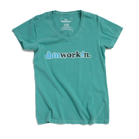 Labradorable Women's  V Neck Tee