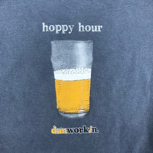Hoppy Hour Shirt Men's Short Sleeve Tee - dunworkin