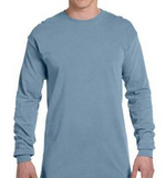 Fly Swatter Mens Long Sleeve Tee - dunworkin