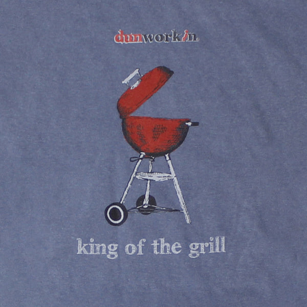 King Of The Grill Men's Short Sleeve Tee - dunworkin