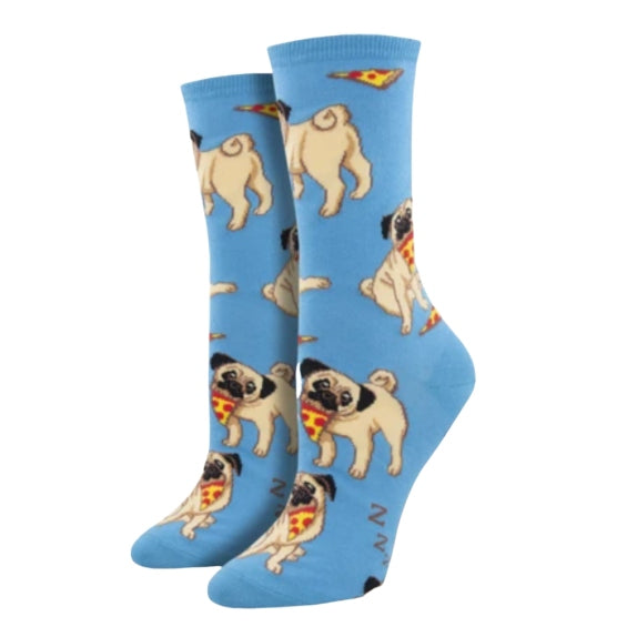 "SockSmith WOMEN'S ""MAN'S BEST FRIENDS"" SOCKS"