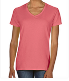 Cyclepath Women's V neck - dunworkin