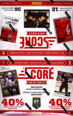 2013-2014 Panini Score Hockey Hobby box