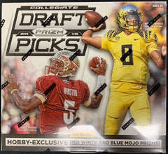 2015 Panini Prizm Draft Football Hobby Box