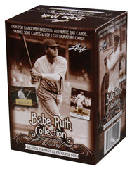 2016 Leaf Babe Ruth Collection Baseball Blaster Box