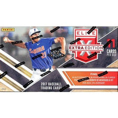 2017 Panini Elite Extra Longevity Baseball Box