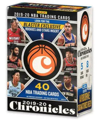 2019-20 Panini Chronicles Basketball Blaster box
